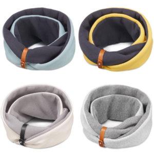 Foulard ou Cache col bi-color pour chien – SIMO