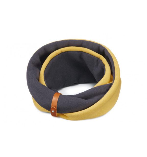 Foulard ou Cache col bi-color pour chien - SIMO