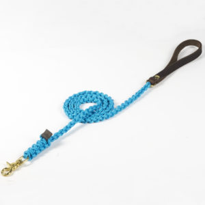 Laisse en corde colorée pour chien – CARIBBEAN