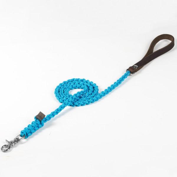 Laisse en corde colorée et originale pour chien - CARIBBEAN