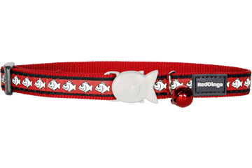 Collier pour chat - Red DINGO