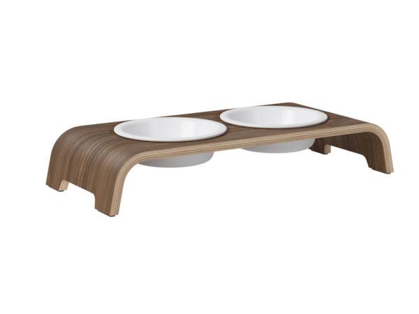 Gamelle design en porcelaine pour chat - CATBAR