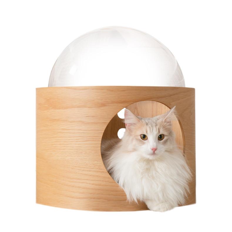 Niche pour chat design - SPACESHIP