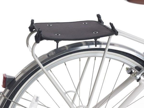 Fixation vélo pour sac de transport pour chien