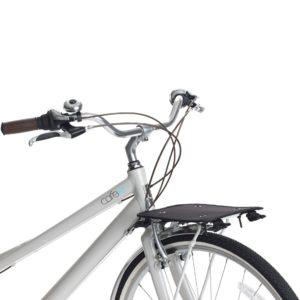Fixation vélo pour sac de transport pour chien et chat