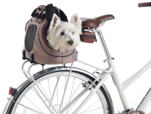 Sac panier de transport petit chien et chat - INFINITA