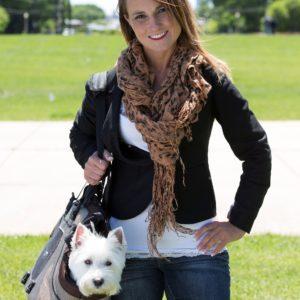 Sac panier de transport petit chien et chat – INFINITA