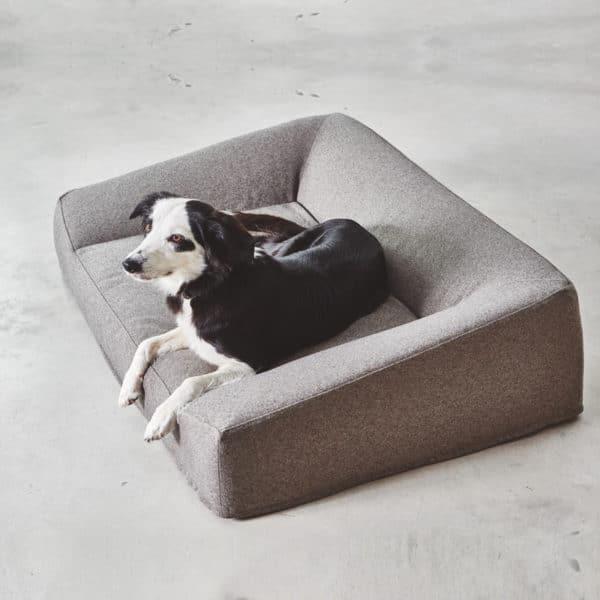 Canapé pour chien haut de gamme - LUNA