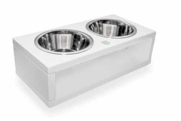 Gamelle double design pour chien - DELI BOWL