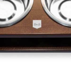Gamelle double design pour chien – DELI BOWL
