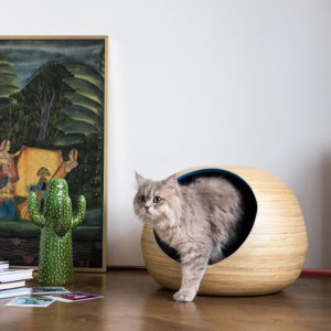 Niche design pour chat – Dandy Ball