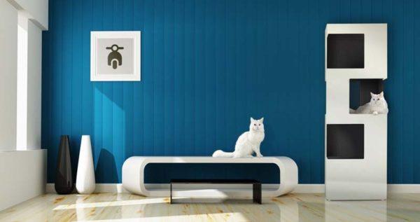 Arbre à chat design - THE ONE