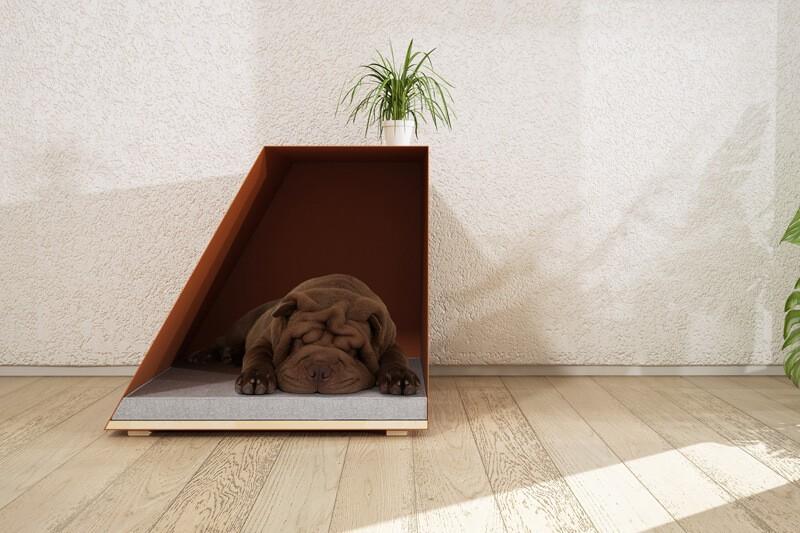 Niche pour chiens et chat - NAC BARU DESIGN
