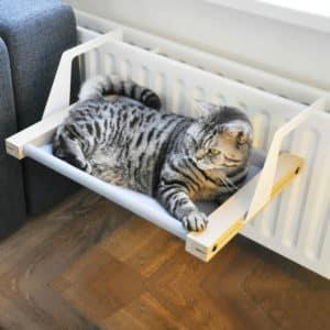 Hamac de radiateur pour chat – WOOZY