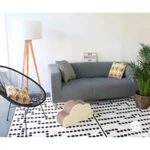 Griffoir design pour chat – NUAGE