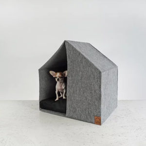 Niche design pour chat et pour petit chien – GOODNIGHT