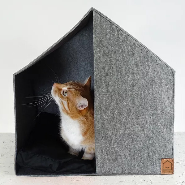 Niche design pour chat et pour petit chien - GOODNIGHT
