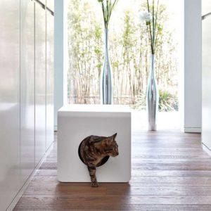 Litière design pour chat – SITO