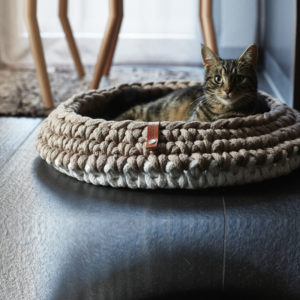 Panier pour chat design – NIDO