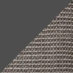 Anthracite/Sisal Argent