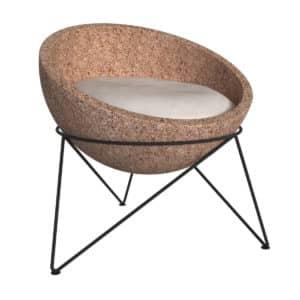 Couchage design demi sphère – COCOON