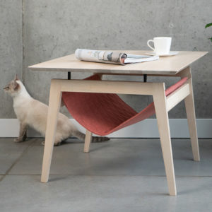 Table hamac design pour chat- KIKKO
