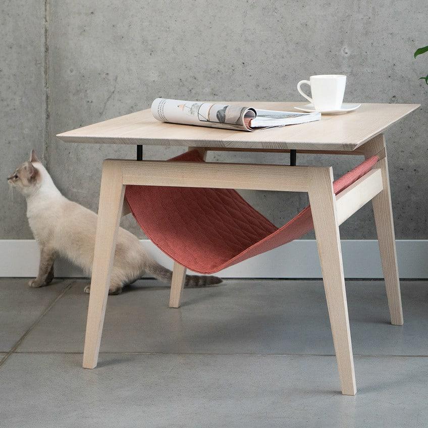Table hamac design pour chat- KIKKO