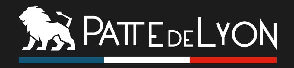 patte de lyon logo