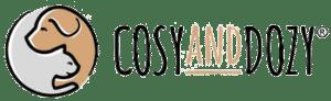 logo cosy and dozy