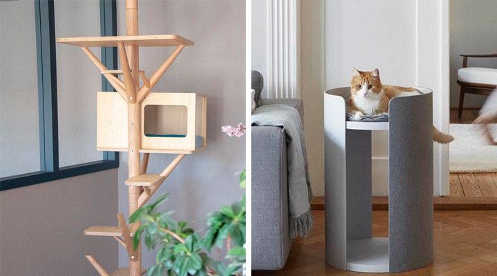 Le guide ultime des arbres à chat design