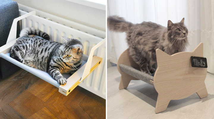 Guide hamacs pour chat
