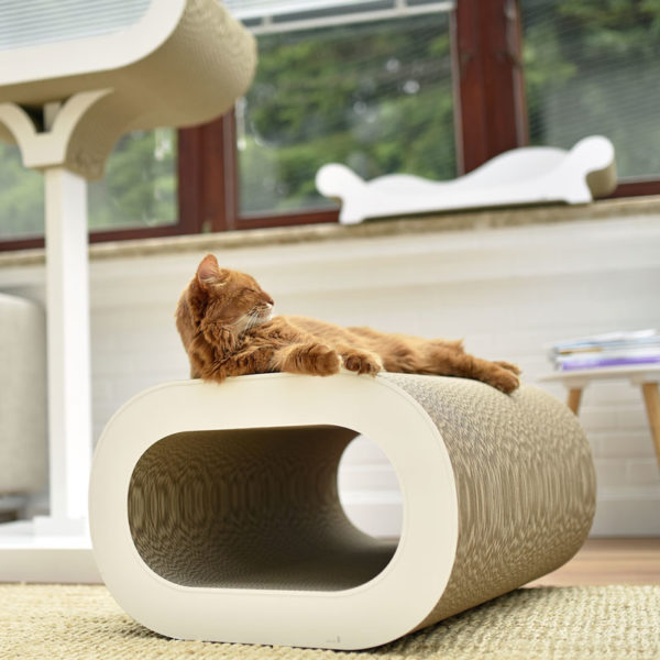 Griffoir pour chat design tronc