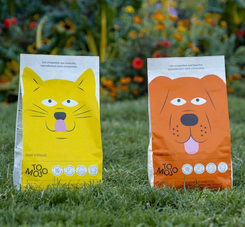 tomojo croqeuttes pour chiens et chats