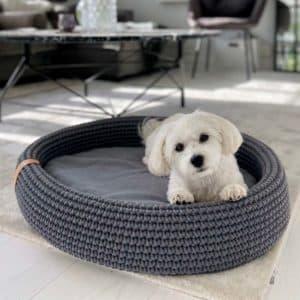 Panier design pour chien fait à la main – LUKKO