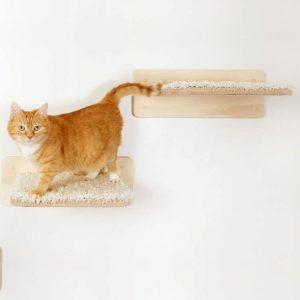 Plateformes murales design pour chat – LOUNGE