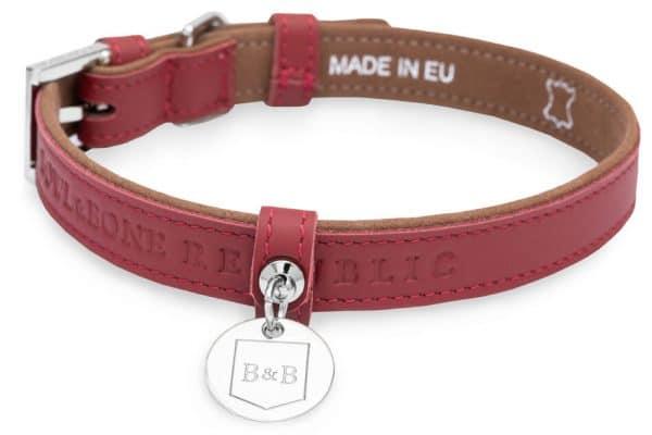 collier pour chien monaco