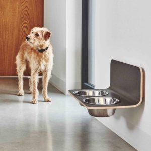 Gamelle haut de gamme murale pour chien – ARCO