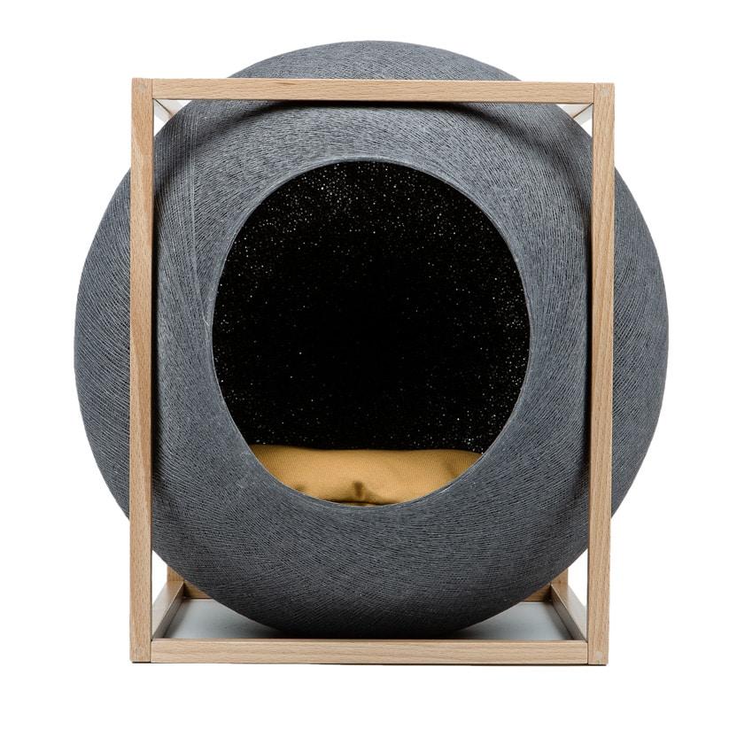 niche pour chat cube meyou