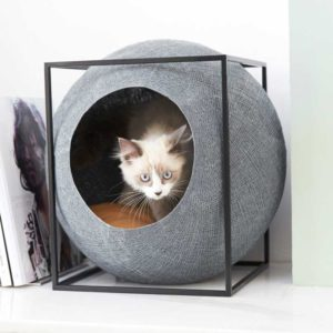 Niche design pour chat – CUBE