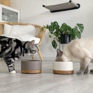 Gamelle en céramique pour chien ou chat – VUKU SINGLE