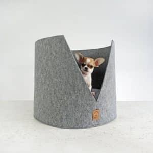 Couchage design pour chien & chat – LEGOWISKO